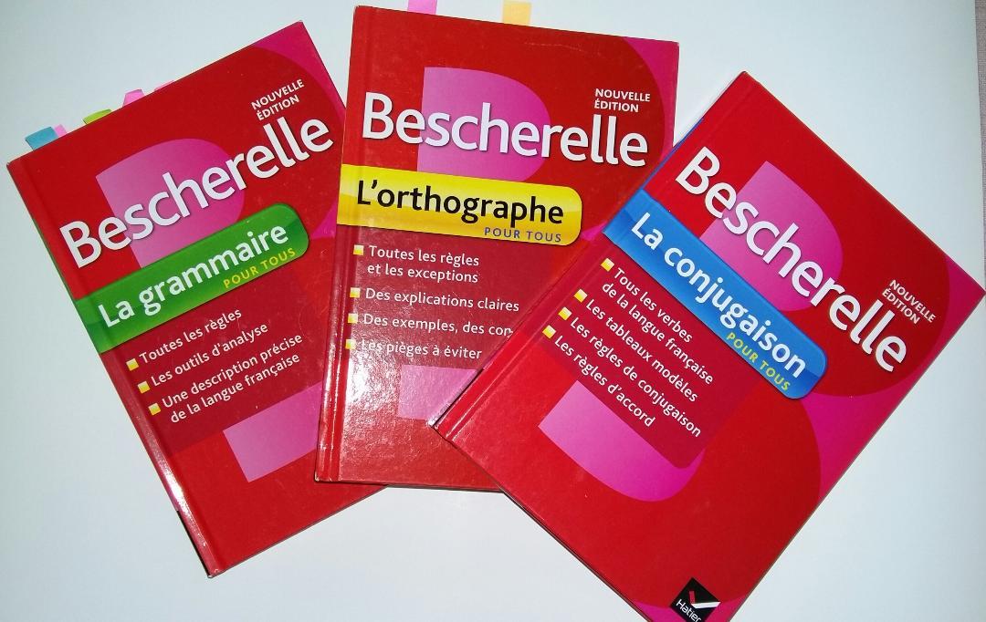 Le Bescherelle: una de las mejores herramientas para aprender francés